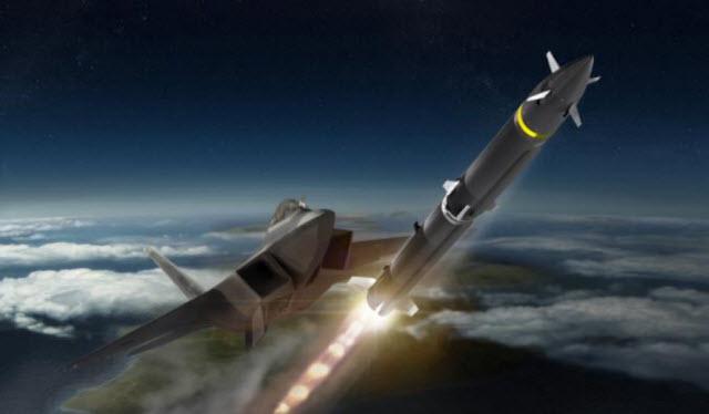 LREW missile