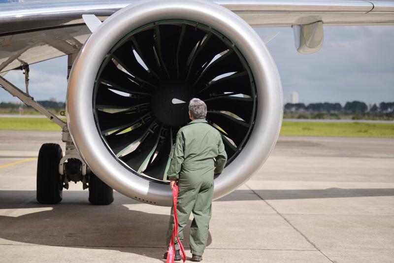 PW1900 Engine E190-E2