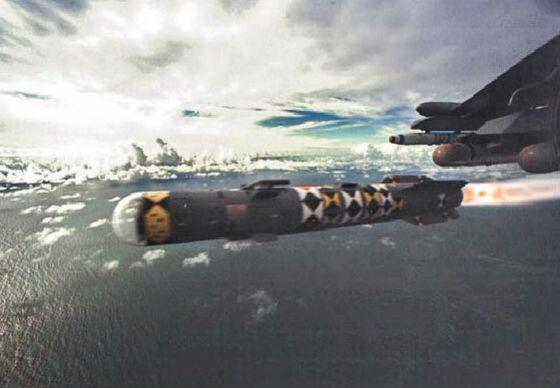 Typhoon Brimstone firing - BAE Systems