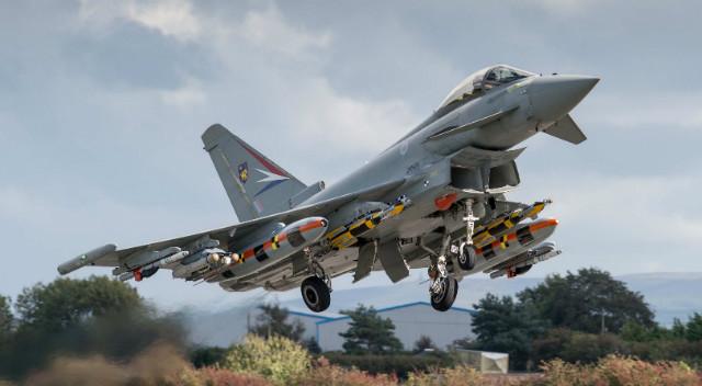 Typhoon Brimstones - BAE Systems