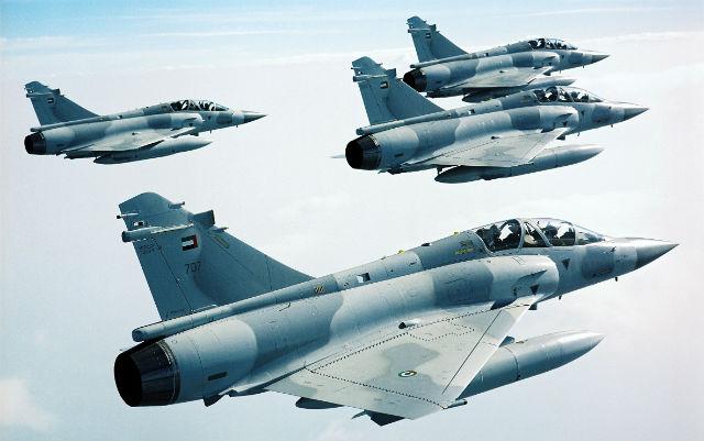 UAE Mirage 2000-9s - Dassault