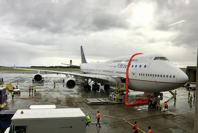 United final 747