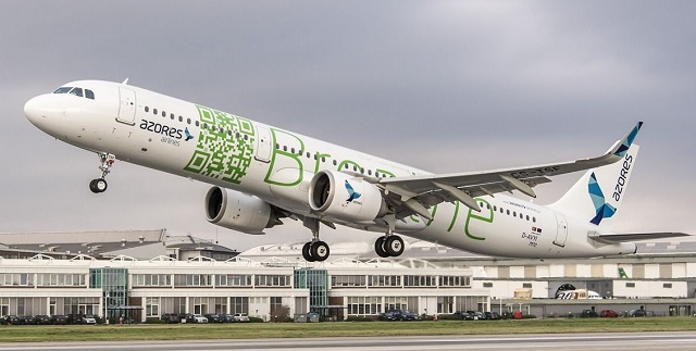 Azores A321neo
