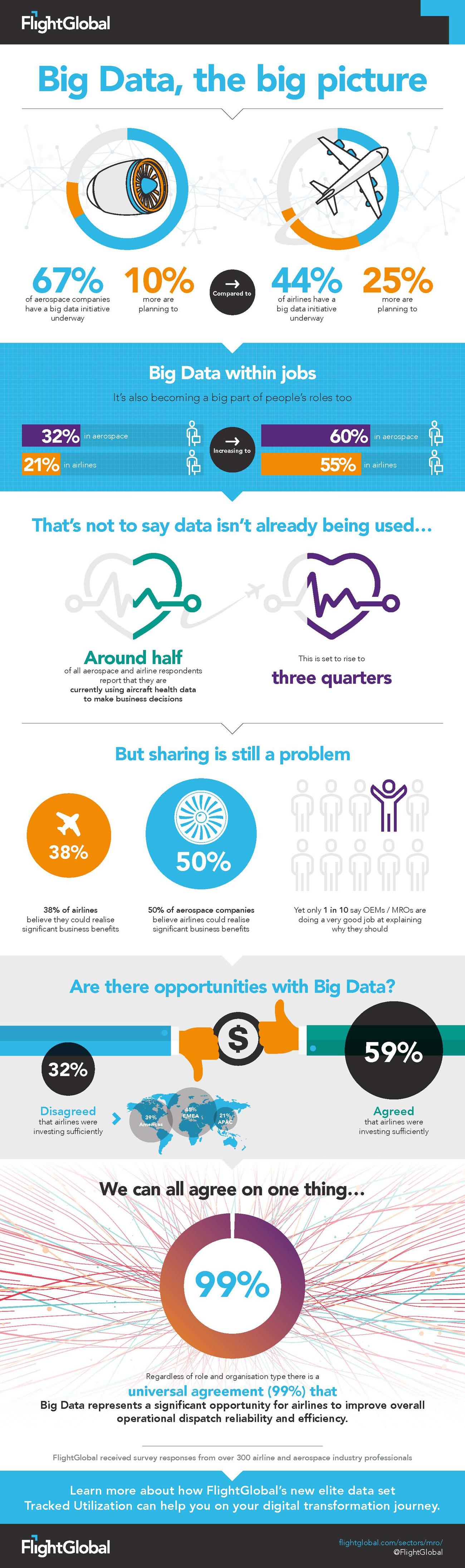 FlightGlobal Big Data Infographic