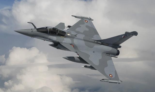 Rafale Qatar - Dassault