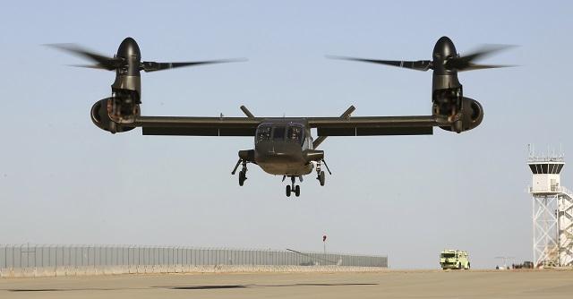 V-280 maiden flight