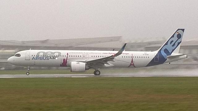 A321LR 1