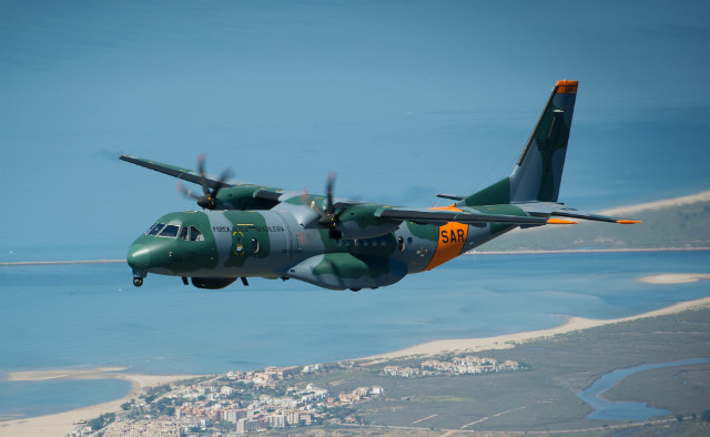 Brazilian air force C295 SAR - Airbus Defence & Sp