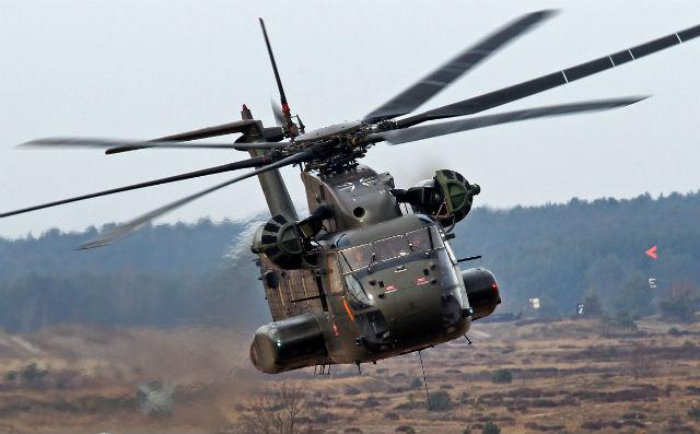 CH-53 - Bundeswehr