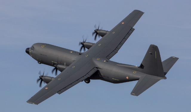 French C-130J - French air force