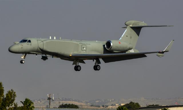 Italian air force G550 AEW - AirTeamImages