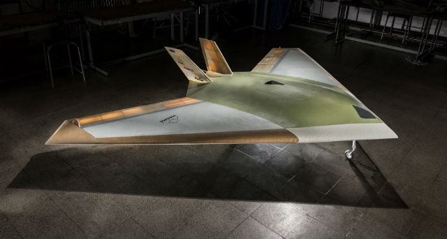 Magma UAV side - BAE Systems