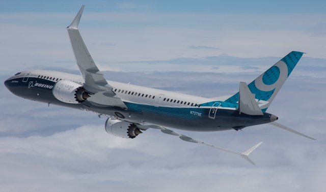737 Max 9 - Boeing