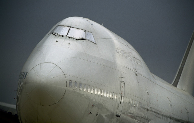 747 for scrap - Aviation Images/REX/Shutterstock