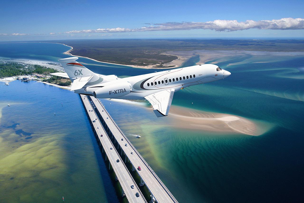 Dassault 6X again
