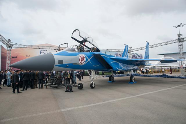 RSAF 50th F-15SG livery