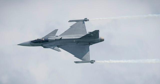 Saab Gripen - Singapore