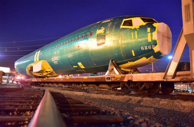 Spirit AeroSystems ships 10,000th 737 fuselage