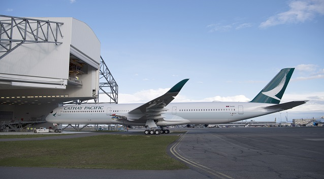 cathay a350-1000
