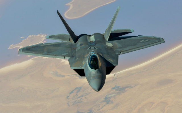 F-22 - US Air Force