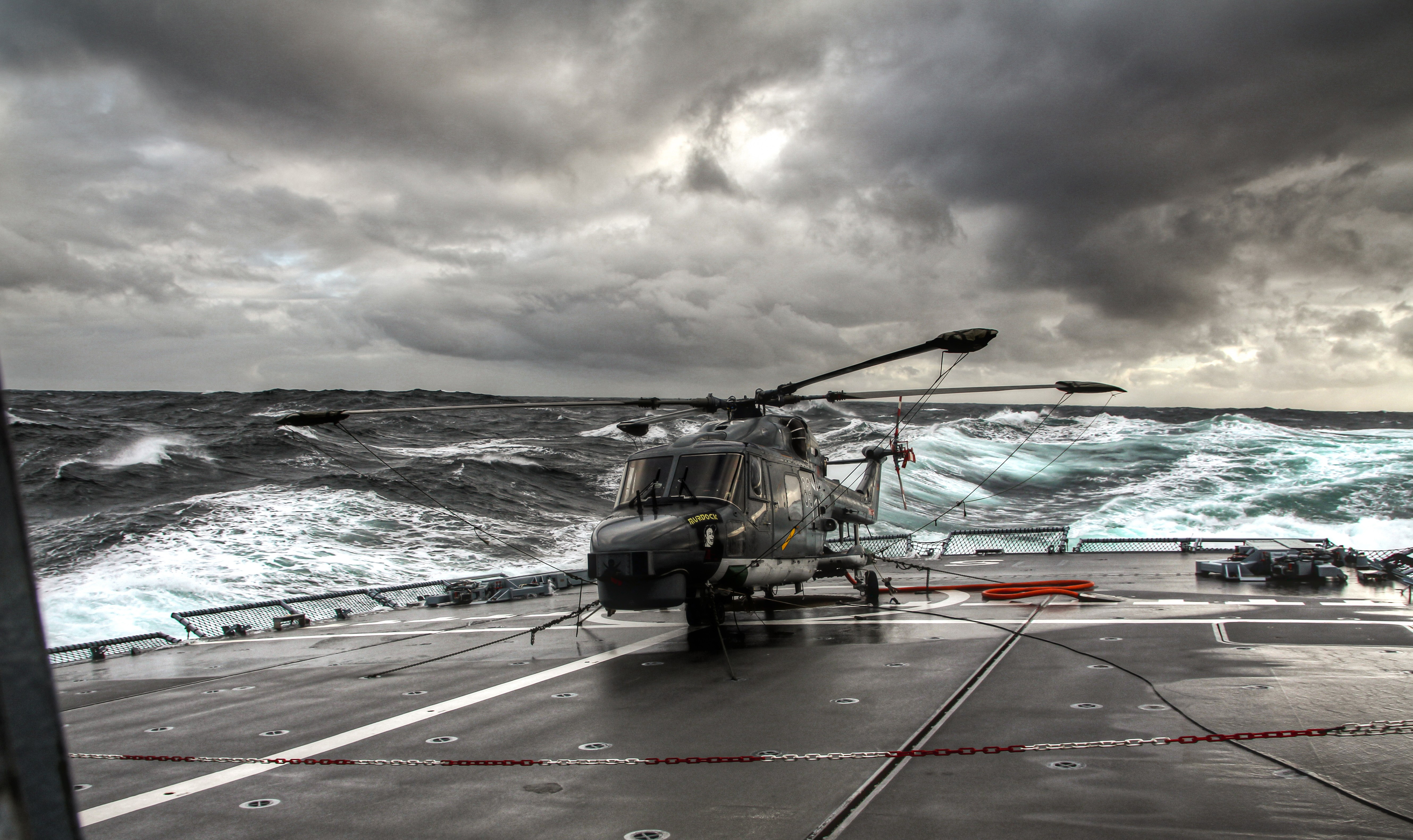 German Sea Lynx
