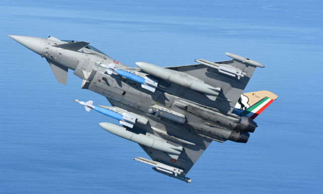 Italian Typhoon - Eurofighter