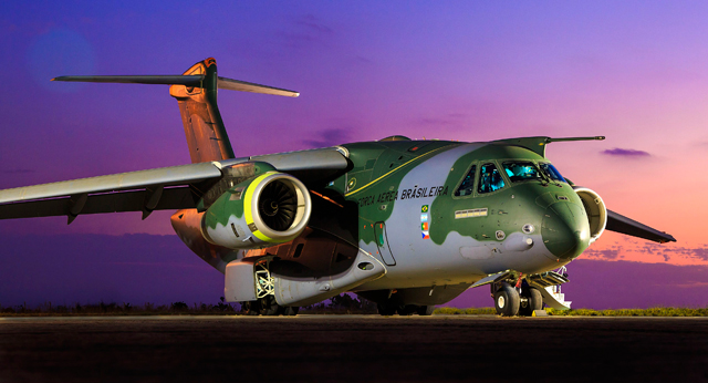 KC-390 Brazilian air force