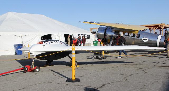 Lockheed X-44A