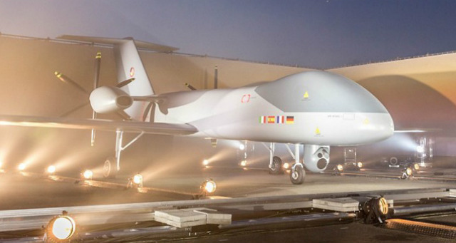 MALE RPAS - Airbus Defence & Space