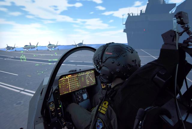 Simulator F35