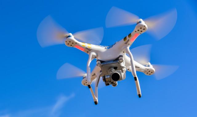 DJI drone - DroneBase