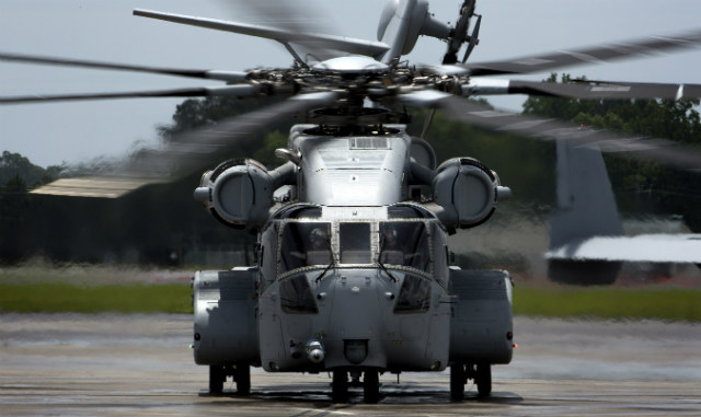 First CH-53K delivery - Lockheed Martin