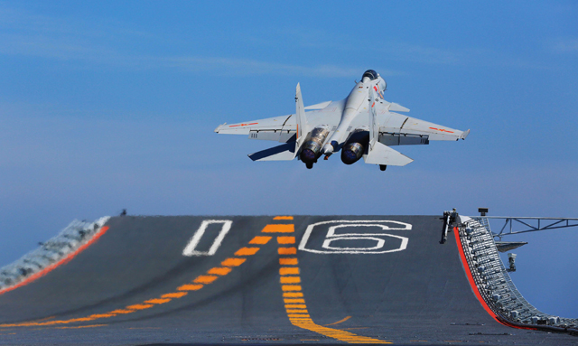 J-15 Liaoning