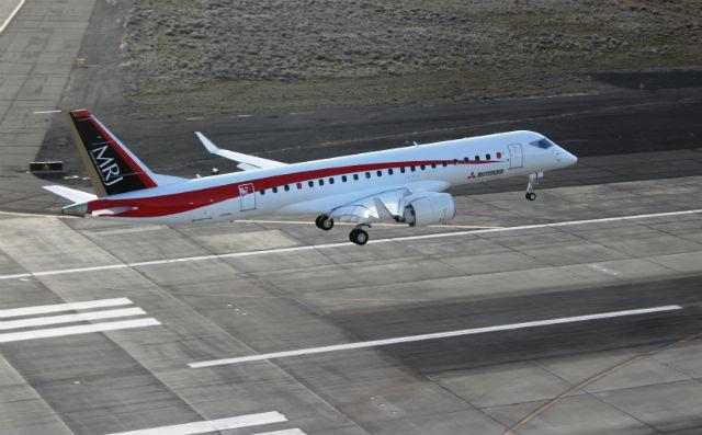 MRJ90 - Mitsubishi Aircraft