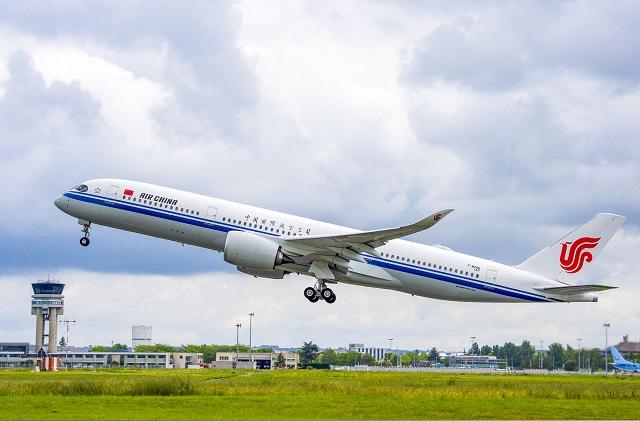 air china 350