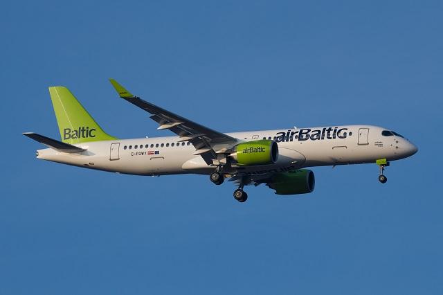 CS300 Airbaltic 640px. Bombardier
