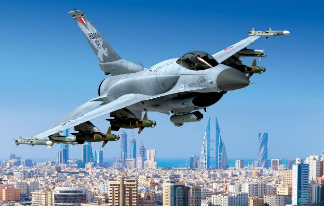 F-16 Block 70 Bahrain - Lockheed Martin