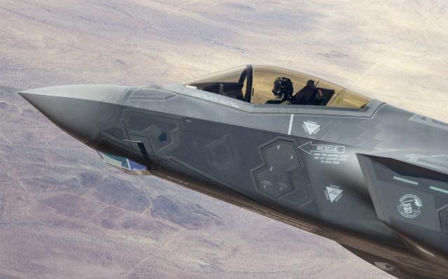 F-35 DAS - Lockheed Martin