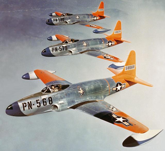 F-80 - Skunk Works