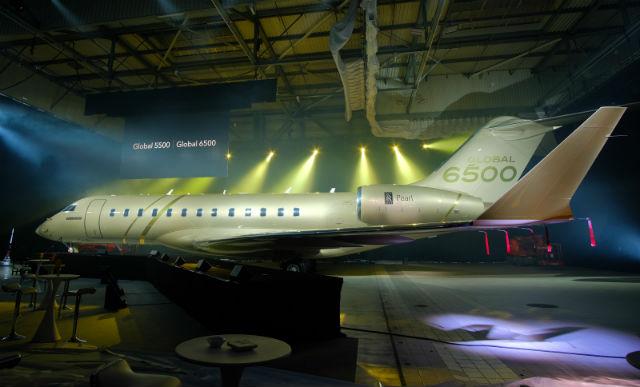 Global 6500 - Bombardier