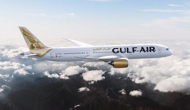 Gulf Air livery