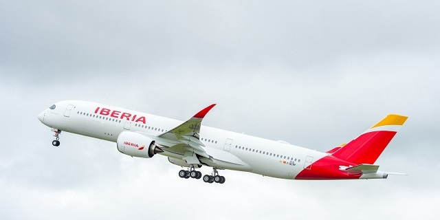 Iberia A350 resized