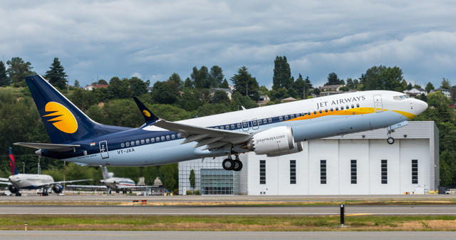 Jet Airways 737 Max