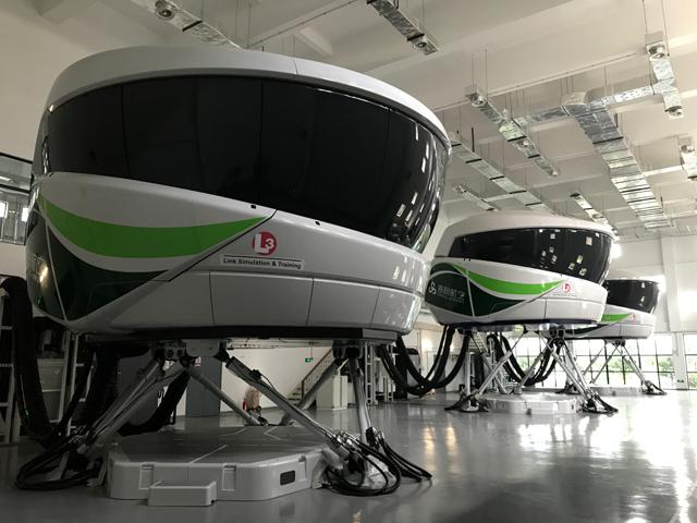 L3 simulator - Spring Airlines