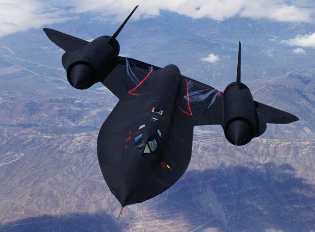 SR-71 Lockheed Martin