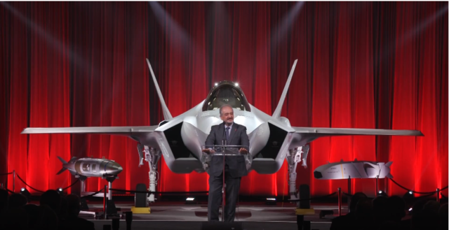 Turkish F-35 rollout ceremony resized