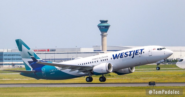 WestJet new livery 737 Max 8 062918 640px-4