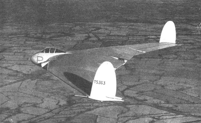 1948 first farnborough