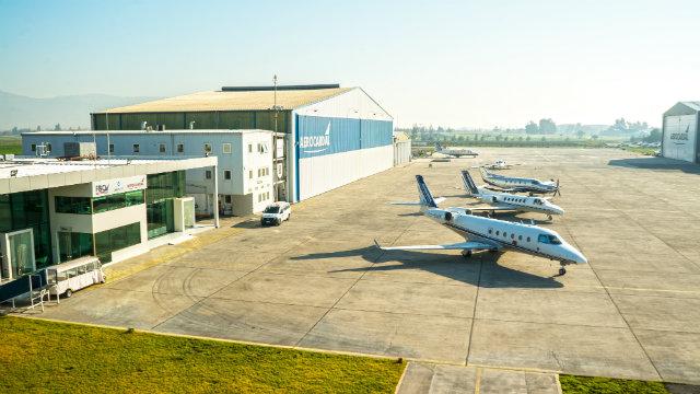 Aerocardal fleet