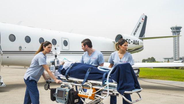 Aerocardal medevac G150